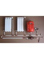 Насосы для опрессовки системы отопления: виды и технические характеристики