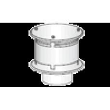 0TESTCAM00 Дефлектор верт.для газоотвода Д80
