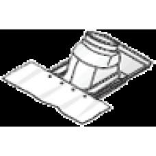 0TEGTEIN00 Уплотнение газоотвода для наклонной крыши Д130