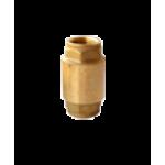 10000003 Bonomi обратный клапан с латунным штоком Europa