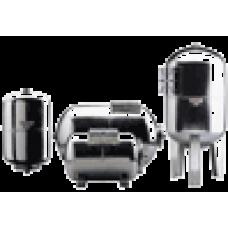 1110010002 Zilmet Ultra Inox-Рro 100 V вертикальный расширительный бак
