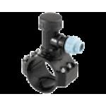 1025 Unidelta хомут для врезки под давлением 110x32 PP-B