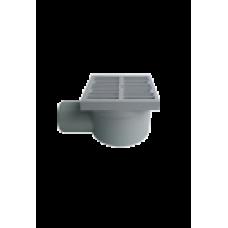 04216 сливной трап горизонтальный PP EUROPLAST
