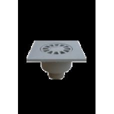 04765 трап канализационный вертикальный PP EUROPLAST