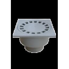 04804 трап канализационный вертикальный PP EUROPLAST
