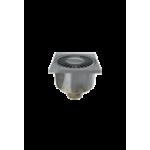 00285 канализационный трап вертикальный пласт. хром EUROPLAST