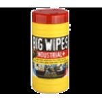 Салфетки чистящие Big Wipes Industrial Plus туба 48 шт