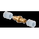 1005264 соединитель с 2 кольцами 9,9 Uponor PE-Xa Q&E