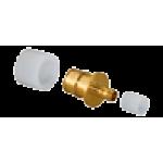 1020518 соединитель редукционный 20-9,9 с кольцом