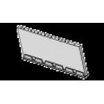 1000081 Профиль Uponor расширительный 10x100мм длина 2 м