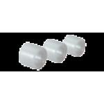 1045464 Кольцо Q&E белое с упором для труб PE-Xa 40 мм