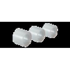 1045489 Кольцо Q&E белое с упором для труб PE-Xa 50 мм