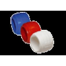 1058014 Uponor Кольцо Q&E с упором Evolution 20, синее