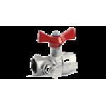 7617 Tamigi кран шаровой ВВ со спускником