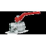 7615 Tamigi кран шаровой ВВ со спускником