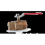 1300 Reno бронзовый кран ВВ для агрессивной среды